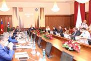 Правительство Новосибирской области  отчиталось перед Заксобранием о госсобственности