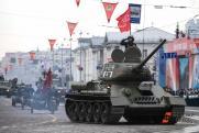 В Центральном военном округе парад Победы состоится в 3 городах