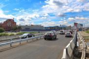 По ремонтируемому мосту через Ушаковку пустили легковые автомобили