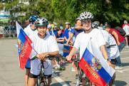 В Хакасии принятие поправок в Конституцию отметили настоящим праздником