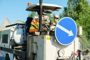 Проблемную автодорогу отремонтироваливо Владивостоке