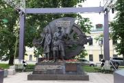 Арзамасский приборостроительный завод помог открыть памятник труженикам тыла