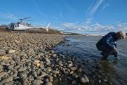 Росрыболовство начало работу по оценке ущерба от разлива топлива в Норильске