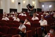 Лучшие ТОС получили награды от парламента Кубани