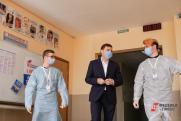 Евгений Куйвашев занял 8 строчку в национальном рейтинге губернаторов