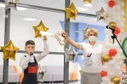 В екатеринбургском районе Академическом открыли новую школу №79