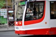 В Томске ураган парализовал движение трамваев