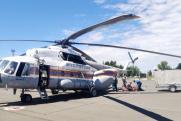В Туве нашли трех пассажиров перевернувшегося катамарана
