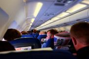 Новосибирцу дали два года условно за хулиганство в самолете