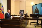 Уйба доложил Путину о положении дел в медицине в условиях COVID-19