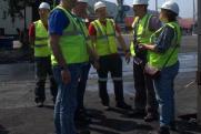 Федеральные экологические эксперты посетили Находкинский морской торговый порт