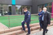 Экс-мэр Челябинска Тефтелев доставлен в суд