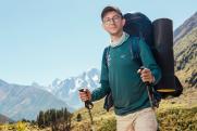 «Работали как единое целое». Участник восхождения на Эльбрус – о трудностях и новых высотах