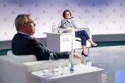Набиуллина заявила, что экономика после пандемии восстанавливается по прогнозам