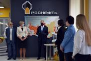 В «Роснефть-класс» в этом году поступил 21 школьник Нового Уренгоя