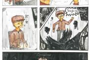 Комиксы о жертвах политрепрессий 30-ых годов нарисовали школьники Екатеринбурга