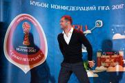Кержаков стал главным тренером футбольной «Томи»