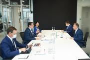Никитин и Шувалов обсудили развитие Нижегородской агломерации