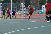 На средства Саратовского НПЗ на стадионе «Волга» оборудована детская спортивная площадка