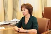 В Югре Наталью Стребкову переназначили омбудсменом по правам человека