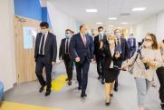 Взаимодействие власти и бизнеса. Школу в Академическом признали образцом для Урала