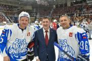 Махонин: в ближайшие годы Пермский край ждет прорыв в хоккее