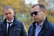 Шумков поручил мэру Кургана помочь местным подрядчикам