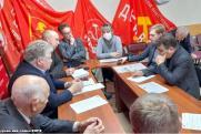 Фракцию коммунистов в парламенте Кургана возглавил новый руководитель
