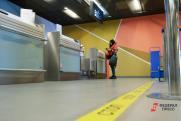 В аэропорту Кольцово международный пассажиропоток упал на 81%