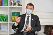 Глава Хабаровского края заявил об угрозах в свой адрес