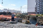 Подрядчик скоро войдет в активную фазу строительства суворовского училища