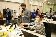 «Роснефть» провела хакатон для робототехников