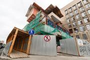 Реконструкция екатеринбургского «Театра Кукол» закончится в 2022 году