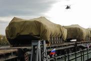 Россия отправила бронетехнику в ЦАР