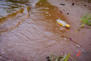 Ядовитые отходы продолжают загрязнять Каму. Экологи бьют тревогу