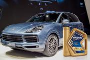 Моторное масло «Роснефти» получило одобрение Porsche