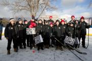 Евгений Кузнецов провел мастер-класс для челябинских школьников