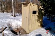 Жители хабаровского села сами собирают деньги на общественный туалет