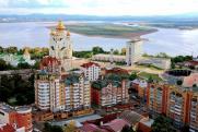 Хабаровский край. Бывшая столица ДФО, погрязшая в кризисе