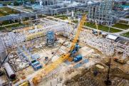 Тобольский завод по производству малеинового ангидрида построен на треть