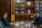 Алексей Текслер и Владимир Болотин обсудили развитие электросетевого комплекса Челябинской области