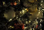 К Новому году на украшение Омска потратят почти миллион рублей