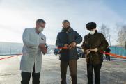 Олег Дерипаска открыл госпиталь для больных COVID на Северном Урале