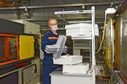 АПЗ пустил пластмассовые отходы на переработку