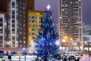 В Академическом районе Екатеринбурга открыт ледовый городок