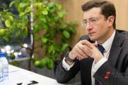 Нижегородцы назвали Глеба Никитина губернатором новой волны