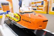 На ССК «Звезда» заложен танкер типа «Афрамакс»