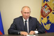 Путин: гонка вооружений уже идет