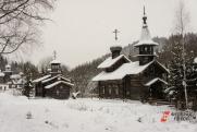 Путешествие по православным местам Сибири: колядки, подземный храм, минеральные источники