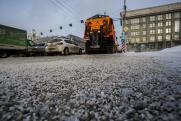 Песок или реагент: влияют ли смеси на количество аварий на дорогах